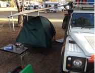 Kamp Rite CTC DOUBLE 2 Person Camping Tent